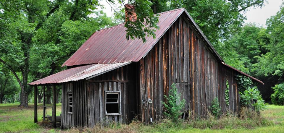 Old farmhouse Montgomery County Ga