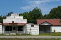 Old store, Ebony, Va.