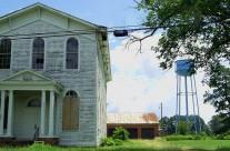 Old Masonic Hall, Waverly, Va.