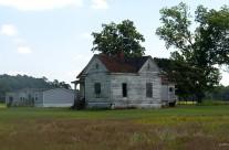 Two homes, near Rowland, N.C.