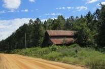Old barn, Emanuel County, Ga.