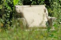 Abandoned chair, Statesboro, Ga.