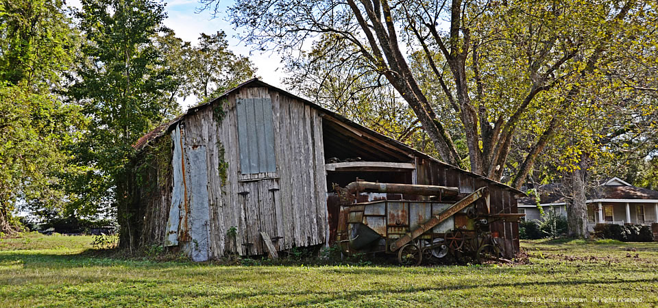 leaning shed clarendon county s c building a better south