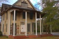 Abandoned house, Millen, Ga.
