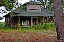 Eroding history, Williamsburg County, S.C.