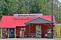 Prospect Grocery, near Johnsonville, S.C.