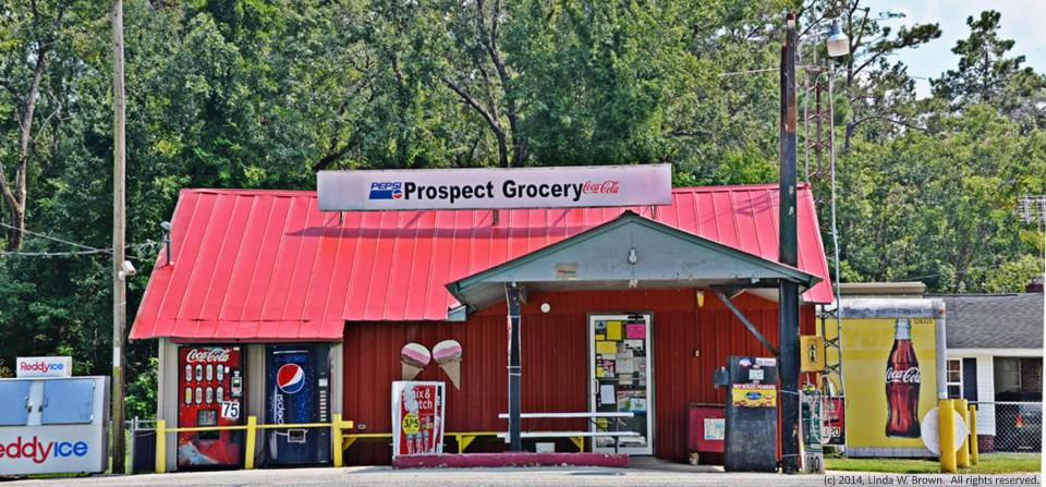 Prospect Grocery, near Johnsonville, S.C.