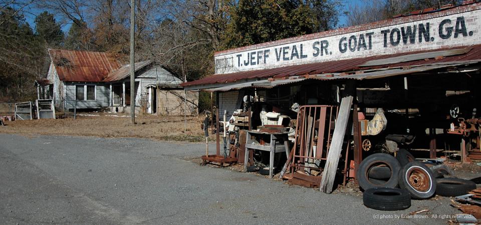 Goat Town, Ga.
