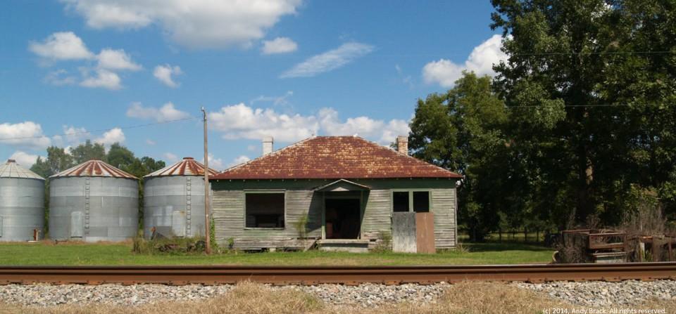 Vernacular house, Cummings, S.C.