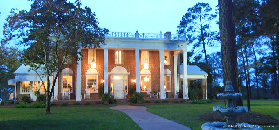 Talmadge Mansion, Telfair County, Ga.