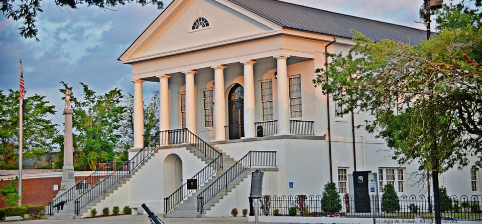 Courthouse, Williamsburg County, S.C.