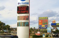 Dropping prices, Hardeeville, S.C.