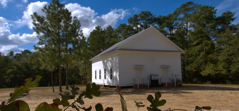 Methodist church, Bulloch County, Ga.