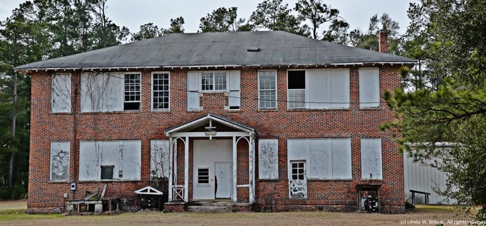 Old school, Salters, S.C.