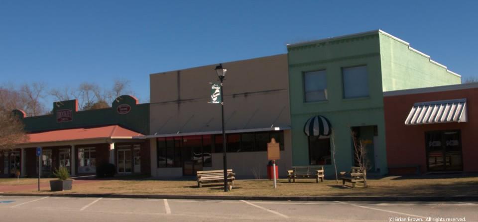 Parker Street, Brooklet, Ga.