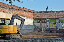 Demolition, Kingstree, S.C.