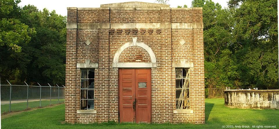 Public works, Ehrhardt, S.C.