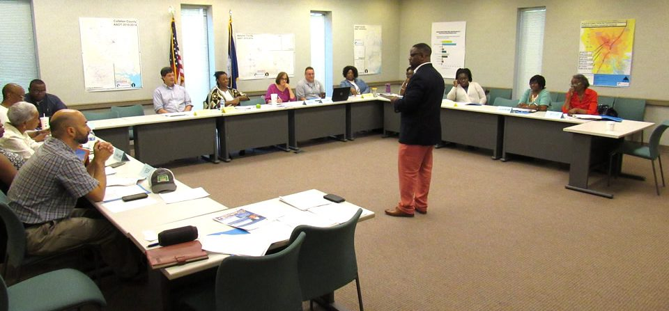 More than 30 get grant training in Promise Zone