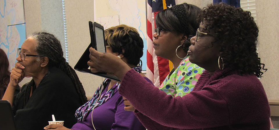 Three dozen attend grant workshops in Promise Zone
