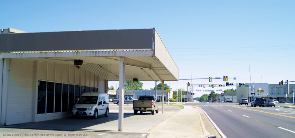Nesmith Chevrolet Claxton Ga >> Empty car dealership, Claxton, Ga. – Building a better South